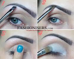 party makeup grant blue cut crease eye makeup tutorial