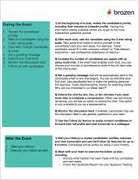 Recruiter Best Practices Star Ratings Guide Brazen Success