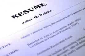 Resume Types Chronological Functional And Targeted Sociableblog