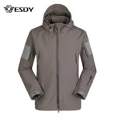 hot ready stock esdy men outdoor windproof jacket water