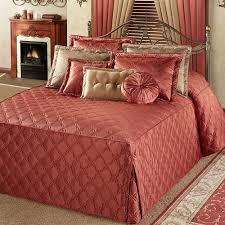 oversized fitted bedspread
