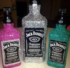 Decorative Liquor Bottles Glitter alcohol bottle decorations College Pinterest Alcohol 3