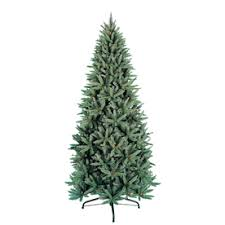 Holiday Living 9-ft Fir Unlit Artificial Christmas Tree at Lowe's ...