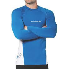 Mens Long Sleeve Lavaskin Top