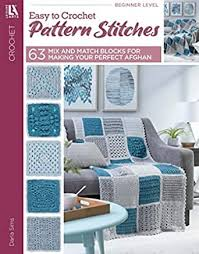 63 Easy-to-Crochet Pattern Stitches - Kindle edition by Sims, Darla.  Crafts, Hobbies & Home Kindle eBooks @ Amazon.com.