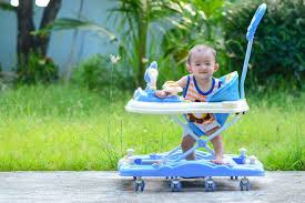 What Age Can a Baby Use a Baby Walker? | LIVESTRONG.COM