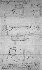 drawing by alexander graham bell library of congress