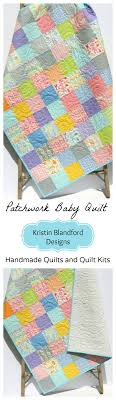 Best 25+ Handmade quilts for sale ideas on Pinterest | Handmade ... & Baby Quilt Kit Precut Charm Pack Quilt Kit Quilting Sewing Project, Baby  Blanket, Moda Fabrics Adamdwight.com