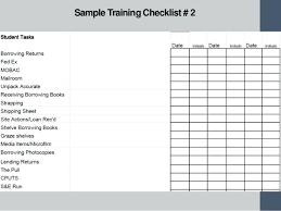 Training Programme Schedule Format Employee Training Program Template Developing Your Format