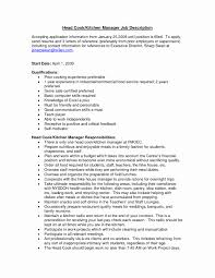 Best Of Certified Dietary Manager Sample Resume Resume Sample
