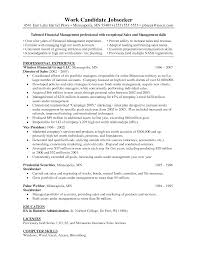 Chic Portfolio Manager Resume Pdf About Property Manager Resume