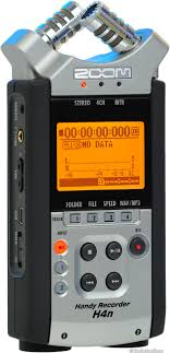 Portable Digital Audio Recorder Comparison Chart Zoom H4n Review