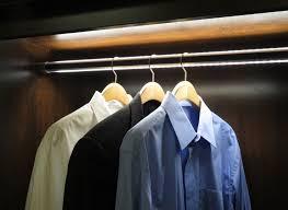 image of marveolus task lighting lighted closet rod