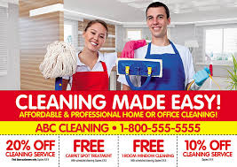 Cleaning Advertising Ideas 21 Brilliant Cleaning Services Maid Janitorial Direct Mail