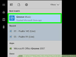 Cover App Windows 5 Ways To Change Or Put A New Album Cover Photo For A Mp3 Song On