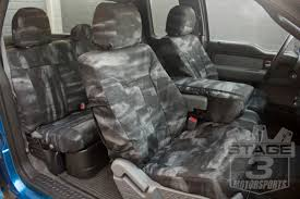 2016 2016 f150 coverking ballistic a tacs law enforcement camo front seat covers black