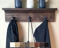 22 inch coat rack with shelf wall