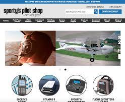 Sportys Pilot Shop Carl Elder Web Developer