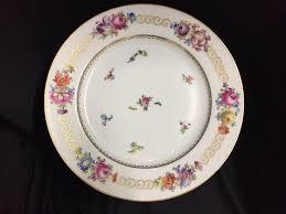 dining plate sets ebay. 12 ambrosius lamm dresden handpainted flowers butterflies dinner plate set dining sets ebay