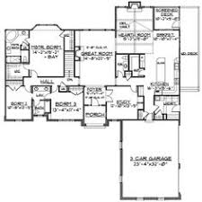 European Traditional House Plan 61384 | Traditional House Plans,  Traditional House And Kitchen Hearth Room