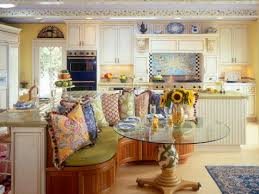 French Kitchen Designs Magnificent Fabric Is Another Great Way To Introduce A Multitude Of Colors To A