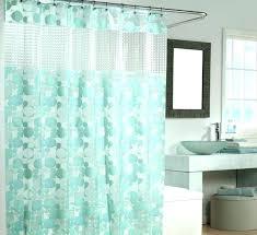 clear top shower curtain marvelous ideas regular long see through