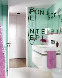 really cool bathrooms for girls. Stylish Design Girls Bathroom Surprising With Wallpaper For Cool Really Bathrooms A