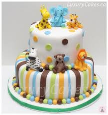 Best 25 Safari Cakes Ideas On Pinterest  Jungle Safari Cake Baby Shower Safari Cakes