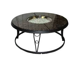 the outdoor greatroom co 42 inch granite top fire pit table bbq outdoor greatroom fire pits outdoor greatroom fire pit table