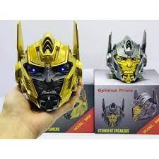Loa Bluetooth mô hình Optimus Prime Transformer - Siêu Bass - Loa Bluetooth  Nhãn hàng No Brand