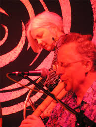 Mike Adcock and Sylvia Hallett. Sylvia Hallett and Clive Bell - sylvia_and_clive_1_mini