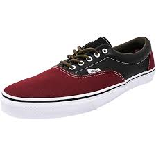 vans shoes red and black. picture 2 of vans shoes red and black