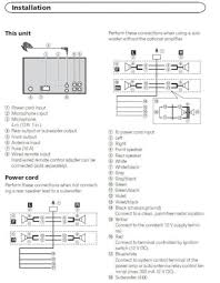 pioneer double din wiring diagram pioneer image pioneer fh x700bt wiring instructions pioneer auto wiring on pioneer double din wiring diagram