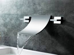 Bathroom Faucets Magnificent Single Faucet Bathroom Sink Modern