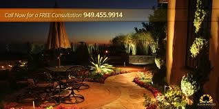 Landscape Design Tustin Ca Outdoor Landscape Lighting Design Company In Orange County