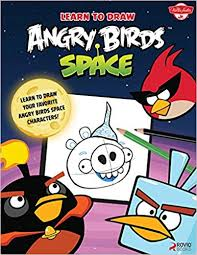 learn to draw angry birds e learn to draw all your favorite angry birds and those bad piggies in e licensed learn to draw walter foster