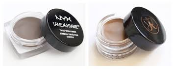 feel like nyx is intentionally trying to create dupes for a lot of anastasia s s the contour kit the brow wiz and now the eyebrow pomade
