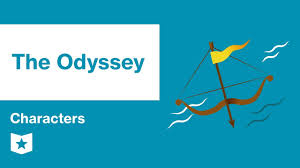 The Odyssey Character Chart The Odyssey Characters Course Hero