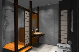 ... Stunning Japanese Bathroom Design Japanese Style Bathroom Renovation  Ceramic Floor And Wall Sink Closet ...