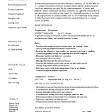 Property Management Resume Examples Download Property Manager Resume
