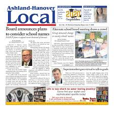 South shore hanover ob/gyn provides compassionate, skillful care to each and every patient in hanover, massachusetts. Ashland Hanover Local 06 17 20 By Ashland Hanover Local Issuu