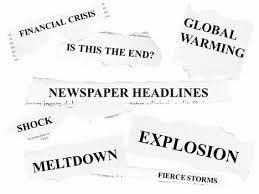Powerpoint Newspaper Clipping Template Free Newspaper Headlines Powerpoint Template