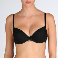 Lily Of France Bralette Size Chart Marie Jo Lily Push Up Bra Black Buy Lingerie Online