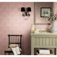 Pink Damask Wallpaper Bedroom Damask And Toile Wallpaper Samples Wallpaper Borders