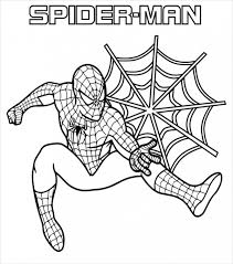 72 spiderman printable coloring pages for kids. 20 Spiderman Coloring Pages Jpg Psd Ai Illustrator Download