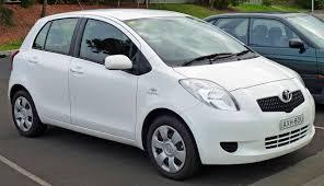 File:2005-2008 Toyota Yaris (NCP91R) YRS 5-door hatchback 02.jpg ...