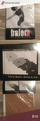 Bakers Dance Tights Adult Size Sa Balera Dance Rights See
