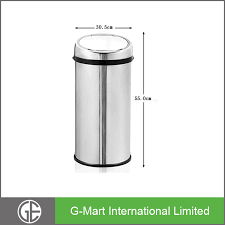 modest wonderful kitchen trash can size great earth standard size kitchen trash bin8 gallon polish