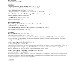 Impressive Law School Application Resume Memo Templates For Word
