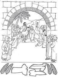 Jesus In The Temple Coloring Page Teaching Super 3 S Ruva